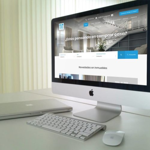 Web C3 Inmobiliaria