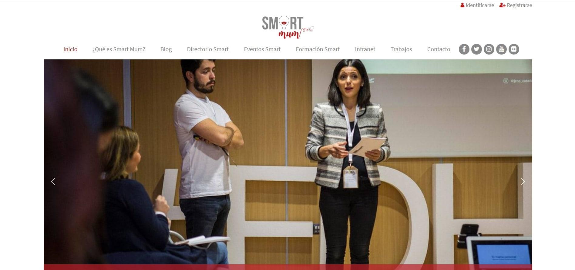 Smartmum, intranet para la conciliación laboral